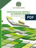 Despliegue Del Modelo de Los Recursos Logísticos y Financieros