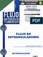 Flujo Multifasico Unidad6 Flujo Estranguladores