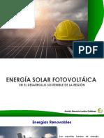 Capacitación Energía Solar