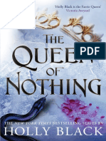 The Queen of Nothing by Holly Black Excerpt