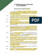 13.-Psicologia Latinoamericana I.