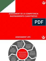 Assessment Razonamiento Cuantitativo
