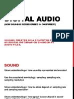 Digital Audio 2018