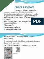 CANCER DE PRÓSTATA.pptx