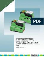 ILC Manual