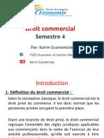 Droit Commercial Par Karim