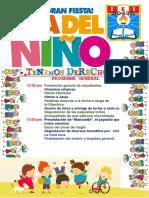 Programa Dia Del Niño