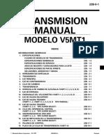 Caja Mecánica V5MT1
