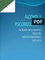 Alcoholismo Patologia Dual Martin Arcila