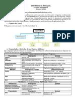 Objetos Del Excel