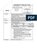 29. SPO Alat Single Use - Re Use