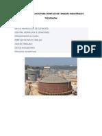 Sistema Hidraulico Para Montaje de Tanques Industriales