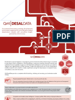 DesalData Product Brochure