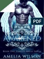 Awakened(Cursed Angel Series) Book 1 by Amelia Wilson
