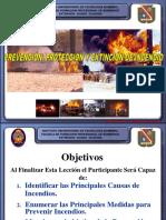 Presentacion Incendio Bomberos