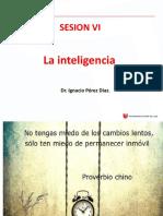 SESIÓN 6 - INTELIGENCIA