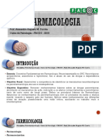 Apostila Unidade I - Farmacologia - Alexandre Augusto M. Corrêa