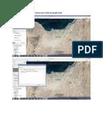 Obtención de La Poligonal de Terreno Por Medio de Google Earth