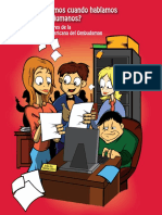 Manual para periodistas