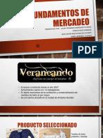 Presentacion Fundamentos de Mercadeo