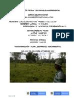 Planificación Predial Donald Humberto Piarpuzan Castro