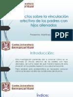 Alienación Presentación PP
