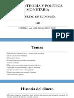 Curso Teoría y Política Monetaria