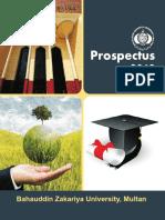 Prospectus 2019