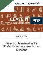 Clase 5 Sindicatos Trabajo y Ciudadanc3ada1