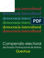 COMPENDIO ELECTORAL DEL EPB
