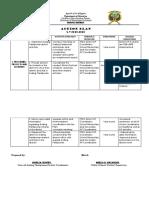 District AP Action Plan
