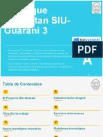 A. G3 Ideas Que Sustentan Guarani3