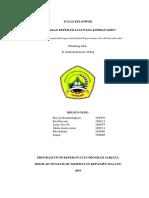 Kl 2 tindakan keperawatan pada Kdrt Progsus 2019