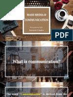 Mass Media Fss Report