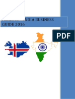 Iceland India Business Guide 2016