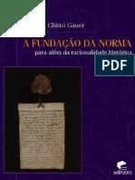 Ruth Gauer_ A fundação da norma.pdf