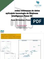 ArabaTIC 2019-05-07 Business Intelligence Con PowerBI