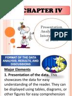 CH IV Data Presentation, Analysis.pptx