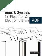 units and symbols