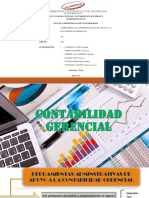 herramientas de la contabilidad gerencial