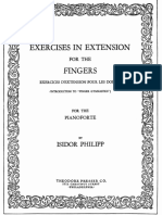 Philipp Finger Extension