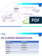 1 Classes Gramaticais