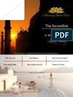 The Incredible India by Alluring India Tour