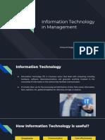 IT Presentation