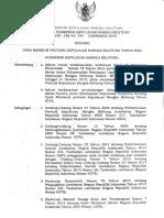 UMP Bangka Belitung 2020