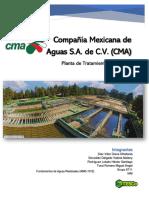 Compañia Mexicana de Aguas (CMA)