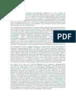 Proceso de La Globalización y Su Impacto en La Educacion Latinoamericana