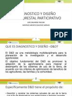 Diagnostico y Diseño Agroforestal Participativo