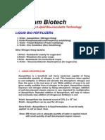 Bio Fertilisers