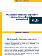 Diagnostico Ambiental. III